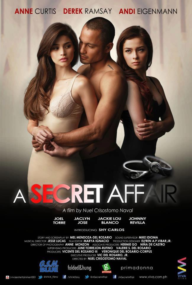 A secret affair lines derek