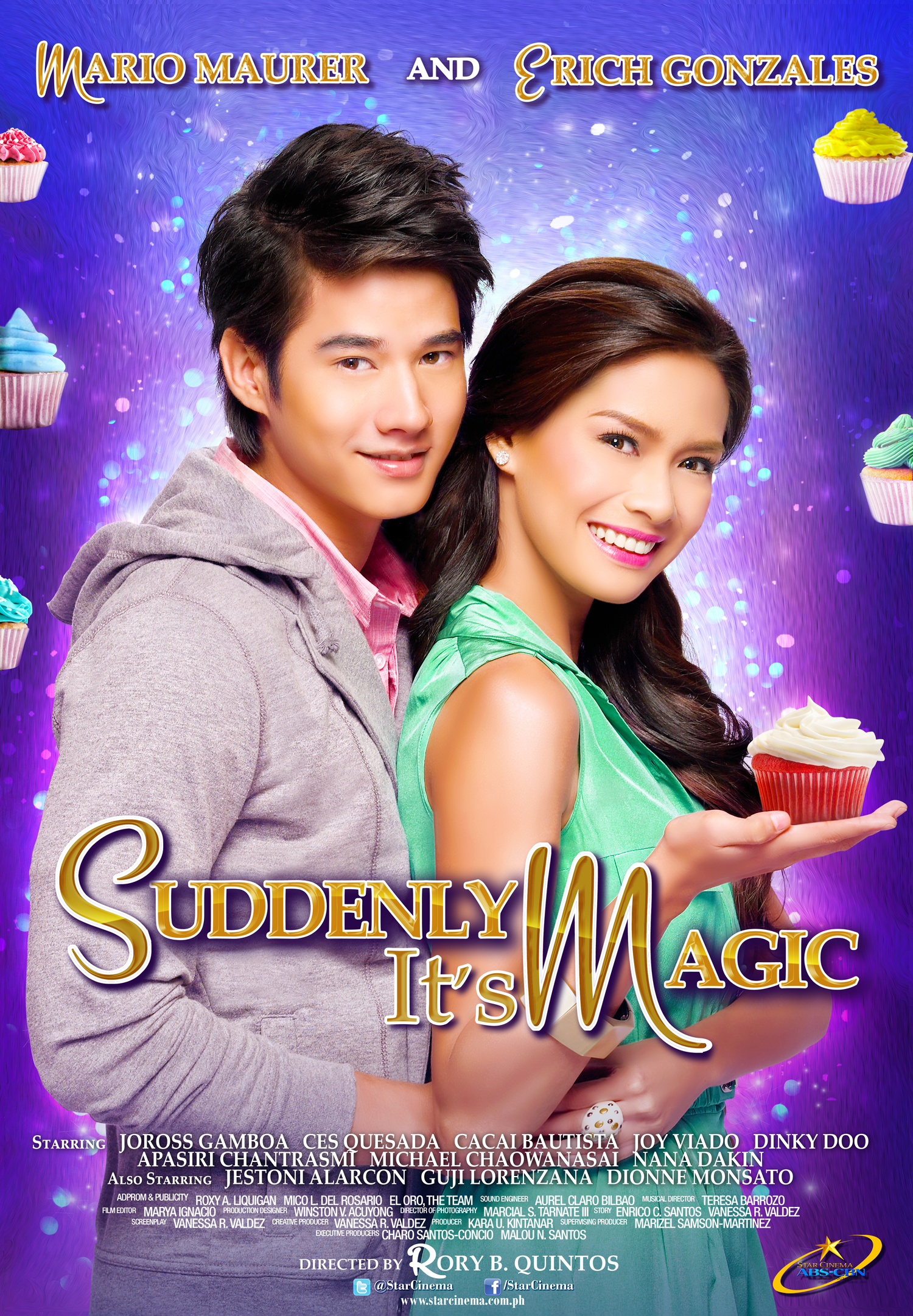 REVIEW: Suddenly It's Magic | TIT FOR TAT