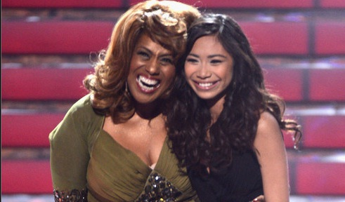 jessica sanchez jennifer holliday