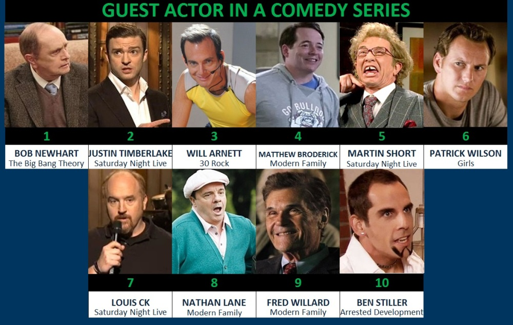 comedy guest actor