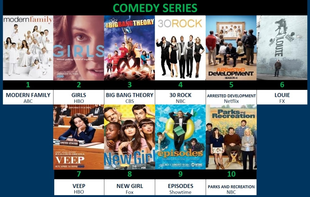comedy series