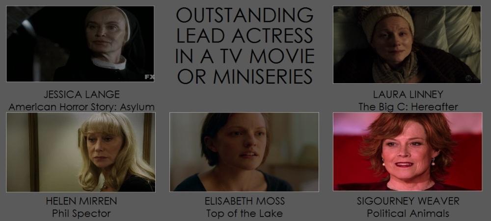 actress miniseries