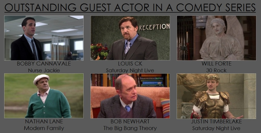 comedy guest actor