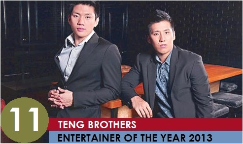 11 teng brothers
