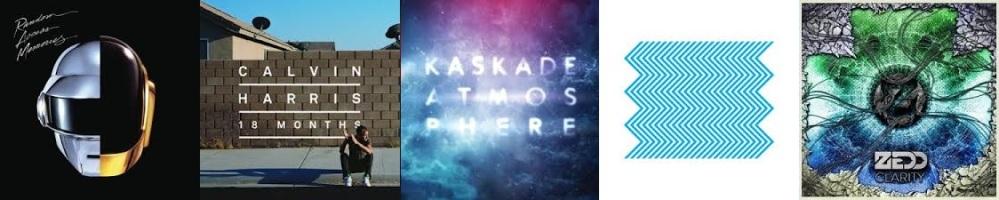 dance electronica album