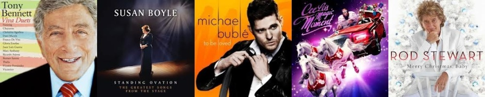 traditional pop vocal album