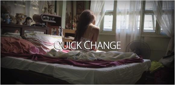 10. Quick Change