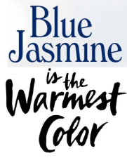 blue jasmine is the warmest color