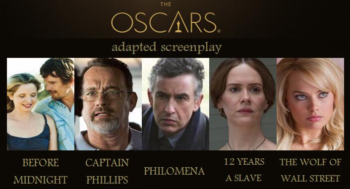 final adapted screenplay