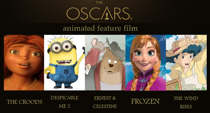 final animated feature film