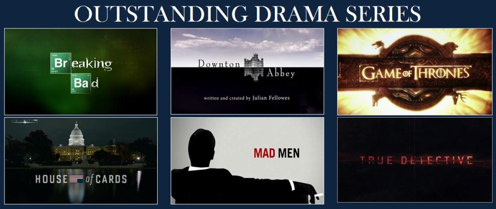 Emmy Drama Series
