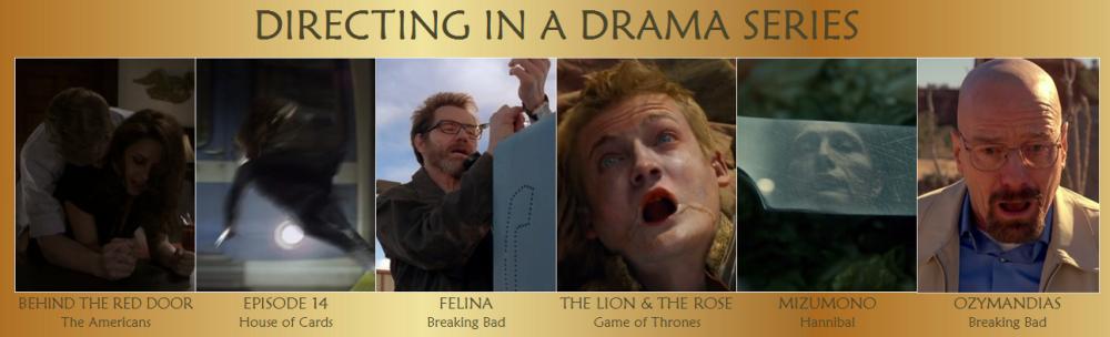 Directing Drama