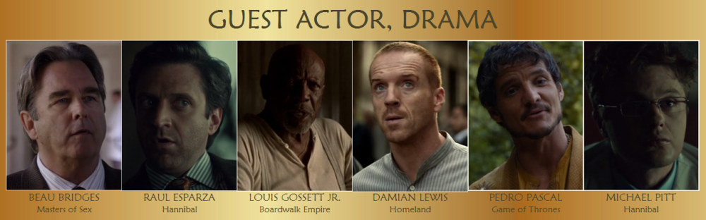 Guest Actor Drama