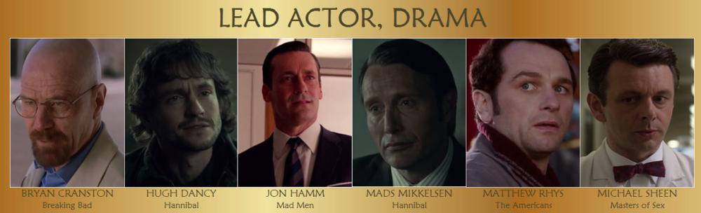 Lead Actor Drama