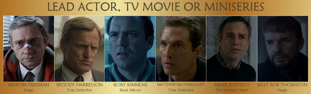 Lead Actor Longform