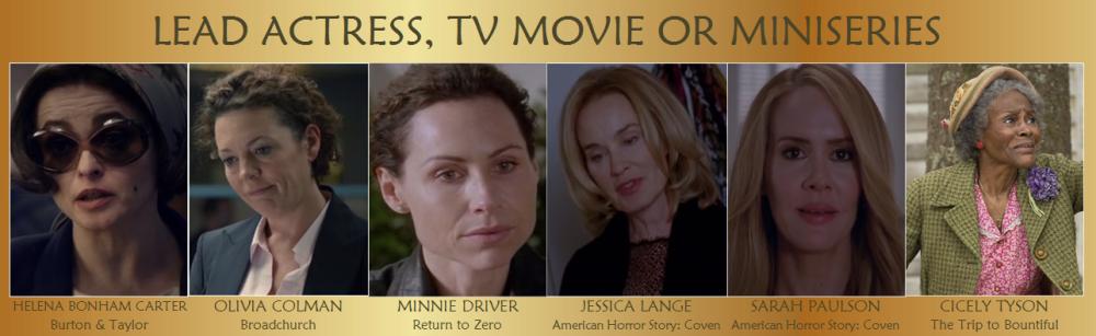 Lead Actress Longform