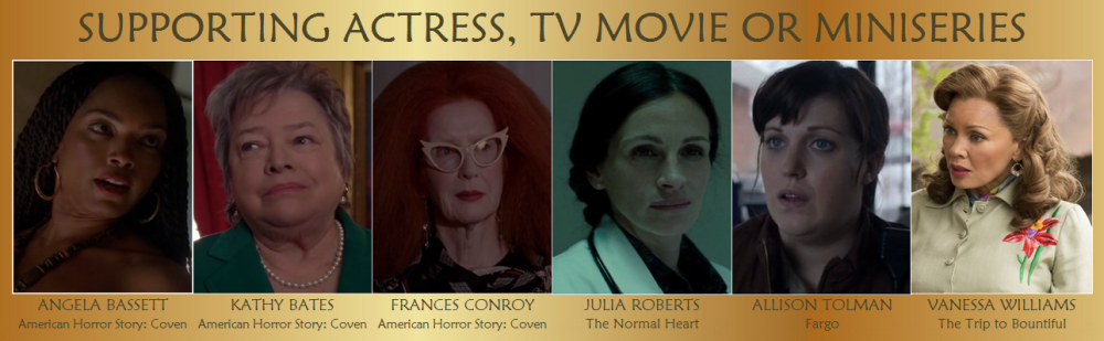 Supporting Actress Longform