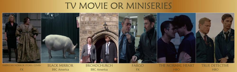 TV Movie or Miniseries
