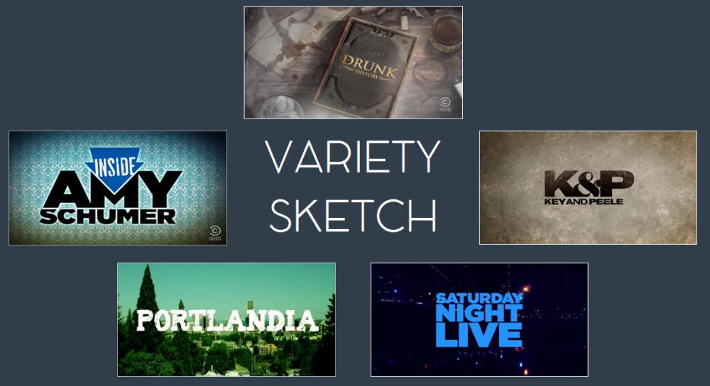 variety sketch
