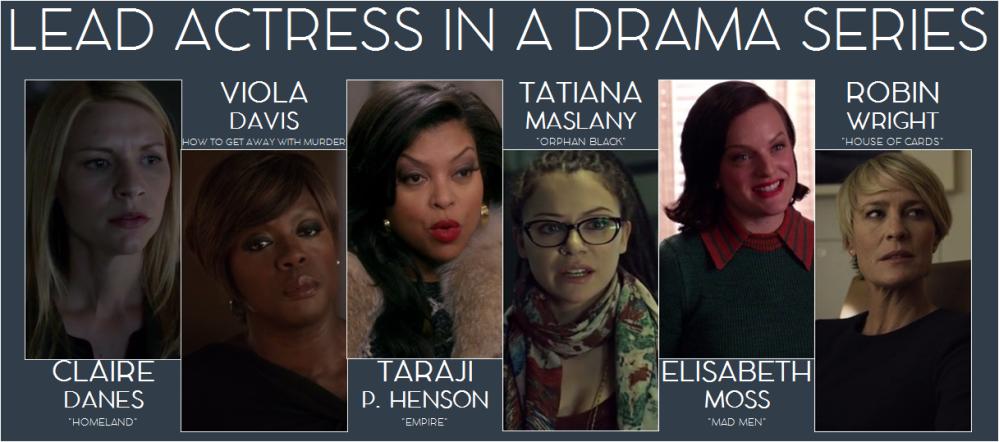 drama lead actress