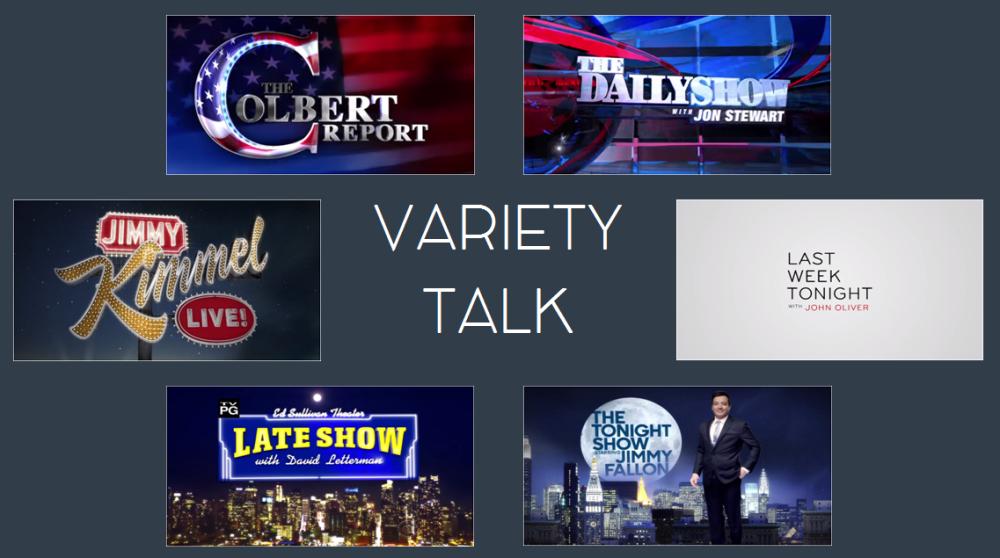 variety talk